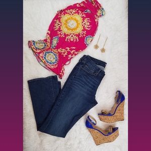 Denizen by Levi's Modern Boot Cut Jeans Size 10